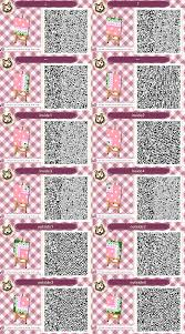 Animal Crossing Town Flag Lacy Pink Dotty Path Acnl Paths Pinterest Paths Qr Codes