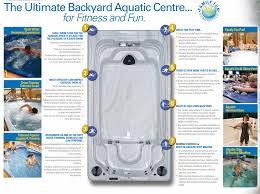 hydro pool aquasport