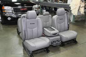 Minivan Interior Accessories 2005 Gmc Sierra Sport Truck Interior Transformation