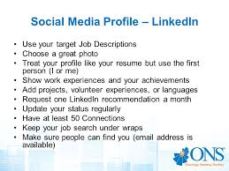 Resume First Person Resume Writing Workshop Creating A Winning Resume Ppt Video