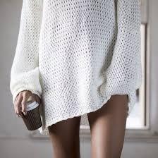 boyfriend sweaters sweater oversized sweater white sweater cozy sweater boyfriend