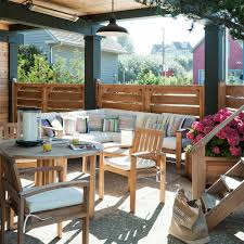 Covered Patio Ideas For Backyard by Patio Garden Ideas For Every Space Ideal Home