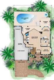 mediterranean style floor plans mediterranean style house plan 4 beds 4 00 baths 3448 sq ft plan