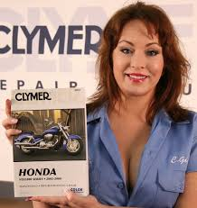 clymer manuals honda vtx1800 vtx service repair maintenance shop