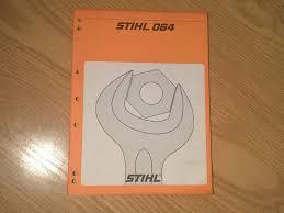 100 046 stihl manual stihl 044 av chainsaw top wrap handle