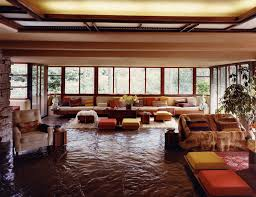 fallingwater or kaufmann residence is a home designed by frank