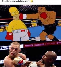 Boxing Meme - twitter goes into meme overdrive after mayweather mcgregor bout