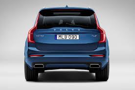 volvo jeep 2016 volvo xc90 adds r design trim