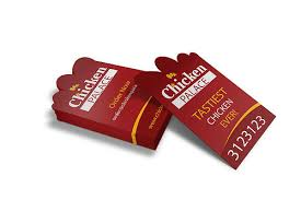 the facts about die cut business card printing