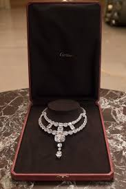 cartier necklace images Cartier re creates a dazzling diamond necklace for the movie jpg