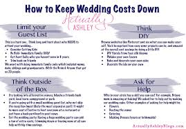 wedding planning help wedding planning how to keep wedding costs actually