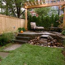 Backyard Terrace Ideas Terraced Backyard Ideas Create The Best Patio Ideas For