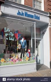 Jojo Meme Bebe - the jojo maman bebe shop on chelsea green cale street chelsea