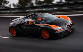 the top five fastest street cars in the world