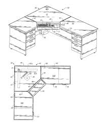 Corner Desk Dimensions See More About Corner Computer Desks Part 1 Thanks This Sketch Hit