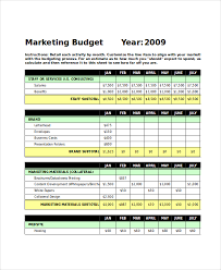 budget template 10 free excel pdf documents download free