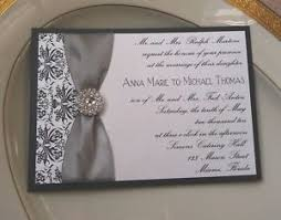 wedding invitations ebay best 25 bling wedding invitations ideas on bling