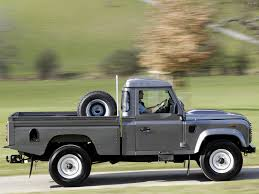 old land rover defender land rover defender 110 high capacity pickup 2007 wallpapers