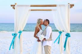 wedding arches bamboo wedding company destin weddings destin florida