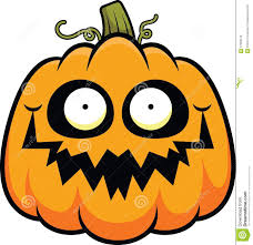 free jack o lantern clipart cartoon pumpkin happy stock vector image 57669742