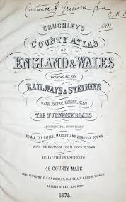 England County Map by Uk And British Atlases Search Results Copperplate
