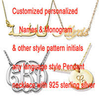 Cheap Name Necklaces Cheap Customized Gold Name Necklace Free Shipping Customized