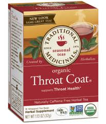 throat coat traditional medicinals