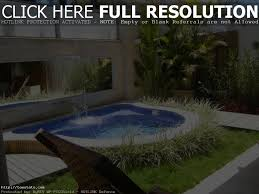 best pool landscaping on a pics with captivating mini pools for
