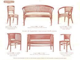 siege thonet le vã ritable catalogue de vente de meubles thonet 1914 wien