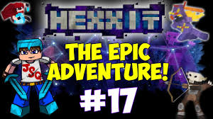 hexxit the secret room the epic adventure 17 youtube