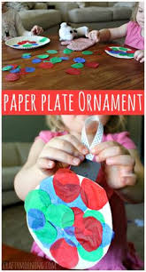 paper plate poinsettia an easy craft for to make this