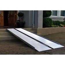 6 u0027 signature series suitcase ramp by ez access