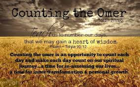 spiritual guide to counting the omer counting the omer make each day count leviticus 23 15 day 15