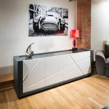 Modern Sideboards And Buffets Sideboards And Buffets With Glass Doors Open Travel