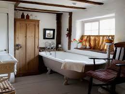 Rustic Cabin Bathroom Ideas - country bathroom designs editorial which is listed within bathroom