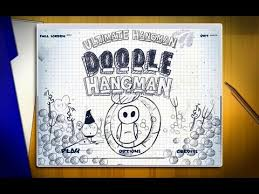 doodle hangman doodle hangman free start gameplay review mac store