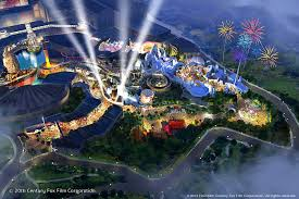 Map Of Orlando Theme Parks by Kuala Lumpur Theme Parks Amusement Parks In Kuala Lumpur