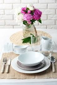 coffee table alternatives apartment therapy the right way to set a dinner table hint there s isn t one