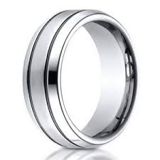 7mm ring men s cobalt wedding band from benchmark 7mm just men s rings