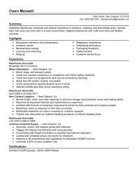 Laborer Resume Sample by Resume Resume Templates Construction Resume Warehouse Laborer