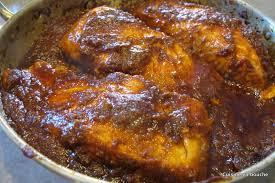 recette de cuisine africaine poisson nord africain à la sauce piquante chreime le de