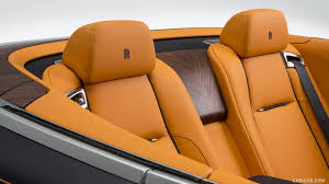 2017 rolls royce dawn interior hd wallpaper 6