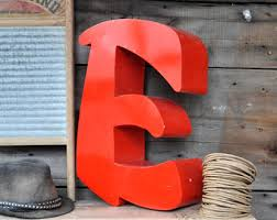 copper letters metal letters rusty metal letters industrial