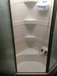 cer shower stall shower ideas