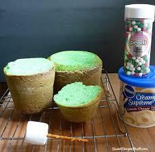 D Christmas Tree Cake - christmas tree cake u2026 not so perfect sweet simple stuff