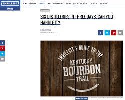 Kentucky traveler checks images News articles about ky 39 s leading bourbon tour provider mint julep jpg