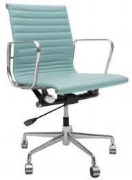 light blue desk chair hancock and leather and walnut swivel tilt lift office
