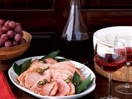thanksgiving ham recipes with pineapple spicy pineapple glazed ham recipe marcia kiesel food u0026 wine