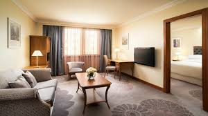 Suite by Presidential Suite Sheraton Zagreb Hotel