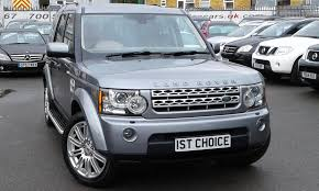 land rover discovery hse used 2012 land rover discovery 4 sdv6 hse 8 speed high spec very